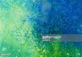 Fondo Azul Degradado Fondo Con Textura Verde Y Azul Degradado Premium Clipart
