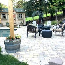 cost to install bluestone patio on patio patio installation valley patio cost resin patio home depot cost to install bluestone patio