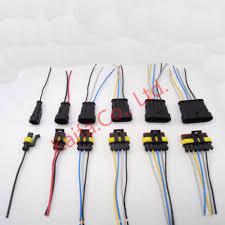 online get cheap wiring harness pins aliexpress com alibaba group 1sets lot kit 1 2 3 4 5 6 pin way waterproof elect