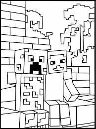 Disegni Da Colorare Per Bambini Da Stampare Minecraft 9 Coloring