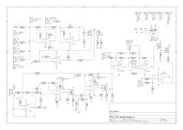 my diy analog modular synthesizer kicad vcf schematic png