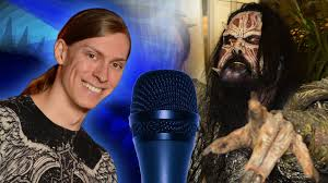 lordi live interview with mr lordi to beast or not to beast you lady a with no makeup