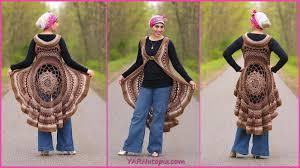 Crochet Mandala Vest Pattern Free Unique Inspiration