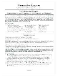 Mortgage Processor Cover Letter Loan Officer Resume Loan Officer ...