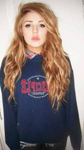 Really Long Hair Hairstyles Cute Wavy Casual Long Hair Styles My Go To I Twist And Clip On