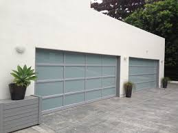 clear glass garage door. Clopay Avante Collection Glass Garage Doors With Clear Anodized Aluminum Frames Installed By Castle Improvements In Door R