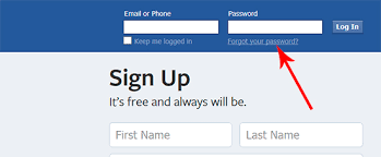 facebook login and password. Fine Password Start With A General Recovery By Clicking On The U201cforgot My Passwordreset  Passwordu201d Button Log In Page You Will Have To Identify Your Account  In Facebook Login And Password Y