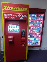Movie Vending Machine Interesting Xtravision Kiosks Will Allow Movie Fans To Rent A Film From Their