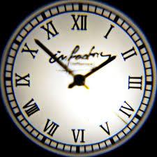 projection clock pulju net