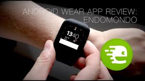 endomondo android wear fitness app series review smarch