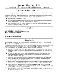 Cv Template Research Scientist Magdalene Project Org