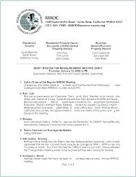 Corporate Meeting Minutes Form Owners Annual Meeting Minutes Template Documentation Sample