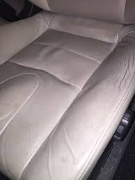 nissan 2003 350z leather seat tears and s