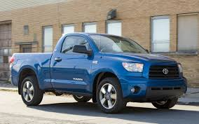 Toyota Tundra Regular, Double Cab, CrewMax V8 AWD - Free ...