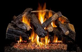 gas fireplace logs and accessories