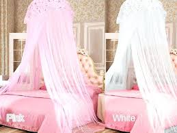 Princess Bed Canopy Image Of Princess Canopy Toddler Princess Bed ...