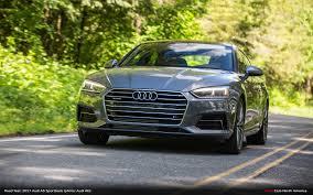 Driven: 2017 Audi A5 Sportback - Audi Club North America