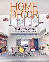 Small Picture HOME DECOR Indonesia Magazine January 2016 SCOOP
