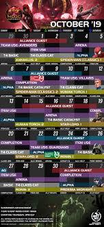 October 2019 Update Calendar New Event Bug Fixes And