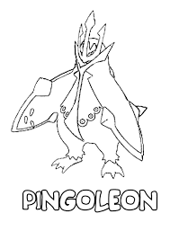 Coloriage Pokemon à Colorier Dessin à