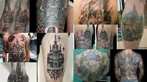татуировка храм что означает татуировка купола