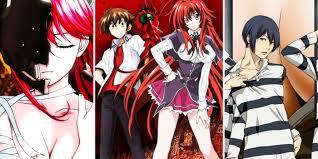 Big breast anime list