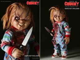life size chucky doll