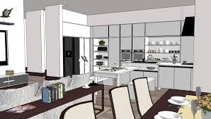 model living rooms: layout   living room by ricardo escamilla g sketchup image