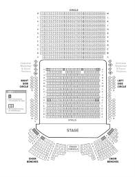 Bjcc Concert Hall Seat Numbers Elcho Table Regarding