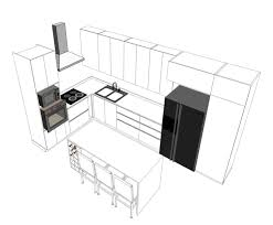 Kitchen Design Sketch Extraordinary How To Correctly Design And Build A Kitchen ArchDaily