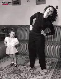 حصرياً في أول مقابلة لها نادية ذو الفقار تستعيد ذكرياتها مع والدتها فاتن  حمامة: هذا سبب انفصالها وعمر الشريف