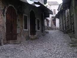 Bosna - Hersek / Mostar Sokakları