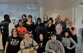 Office Halloween Happy Halloween From The Leeds Support Office Akari Care