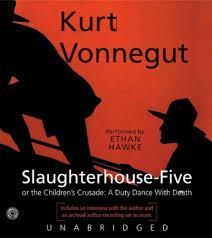american illiterati vonnegut slaughterhouse five here he observes the horrific loss of life and destruction which occurs during the fire bombing of dresden after the war billy becomes a successful