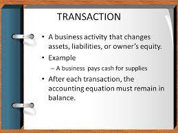 18 transaction