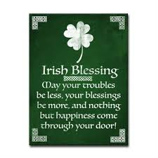 irish blessing graphic art on canvas on irish blessing wall art with irish blessing wall art wayfair