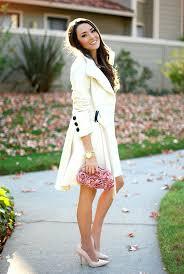 hapa time coat dress jewels shoes bag