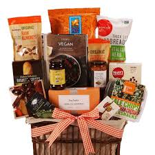 the 15 best vegan gift baskets you can