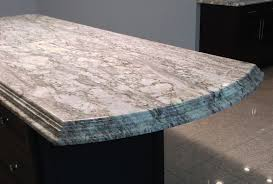 image of type of countertop edges most popular