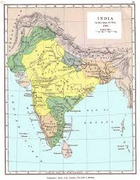 india historical maps India Map Before 1600 india history map 1760 india map before 1600