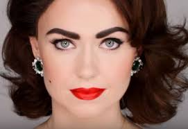 how to do an elizabeth taylor mole elizabeth taylor inspired makeup tutorial check
