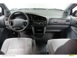 1998 Toyota Sienna LE Interior Color Photos   GTCarLot.com