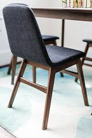 amazon edloe finch ef z4 dc008 dixie mid century modern upholstered fabric chairsgrey fabricupholstered dining chairsfolding chairdining