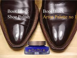 boot black artist palette no 1 shoe cream