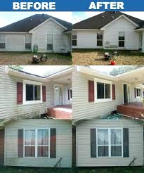 can you paint siding pressure wash house exterior dirty to clean paint vinyl siding cost