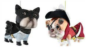 Christbaumschmuck Hund Französische Bulldogge