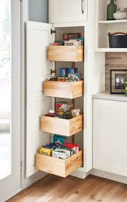 Image Larder Cupboard Pinterest Tall Pantry With Deep Drawers Makes Achieving Well