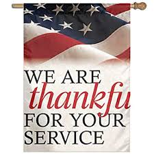 Thanks For Your Service Veteran Military Services Bridgevalley