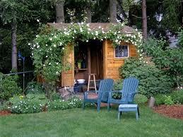 Pretty Garden Sheds