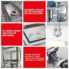 Powder Transfer System Design Discharge Stations Dustfree Powder Transfer Mrc Solutions En